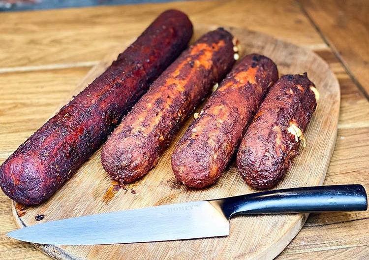 Het lekkerste recept voor zelf grillworst maken